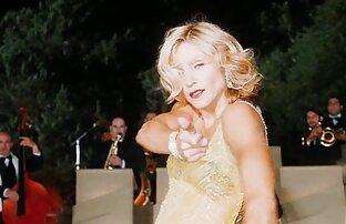 Mature blonde MILF video x adulte gratuit deepthroat facefucking Gros bite