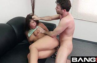 Salope anale frappé et obtient une éjaculation faciale clip vidéo porno gratuit
